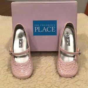 Girl's - the children's place pink shoes